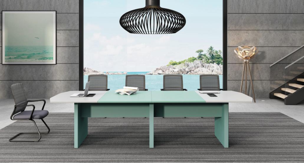 会议桌椅02