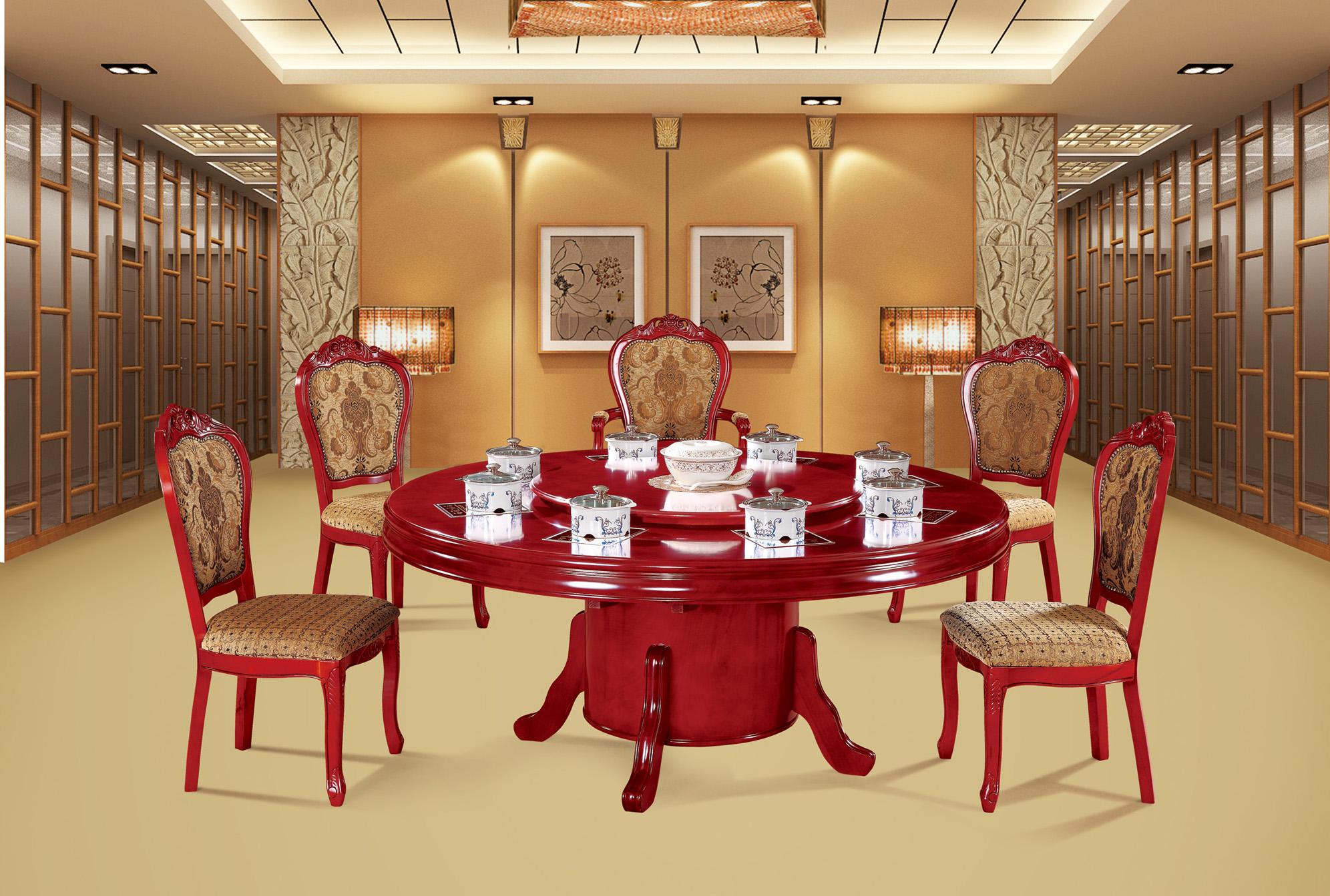 餐桌椅01
